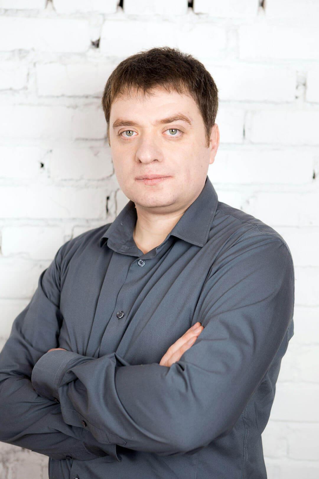 Основатель дизайн студии Conception Гришняков Вадим